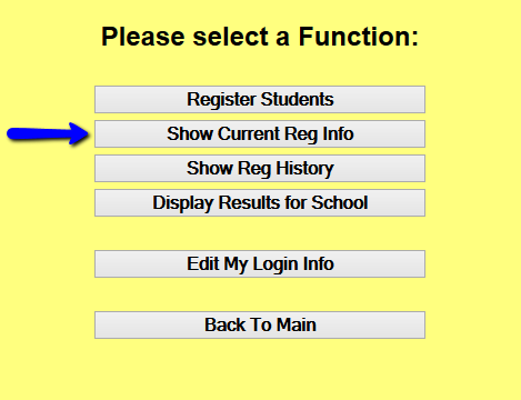 Show Registration Button