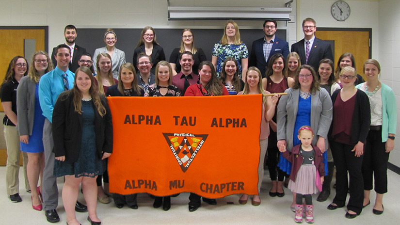 Alpha Tau Alpha Honorary Ag Education Student Organization