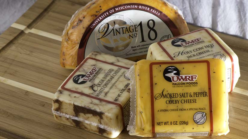ANFS Falcon Foods Cheese