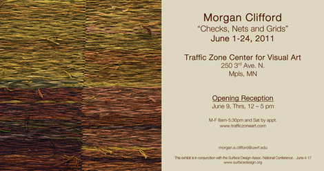 Morgan Clifford Exhibit