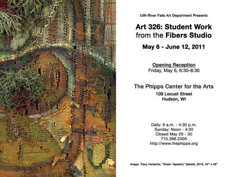 The Phipps Fibers Exhibit