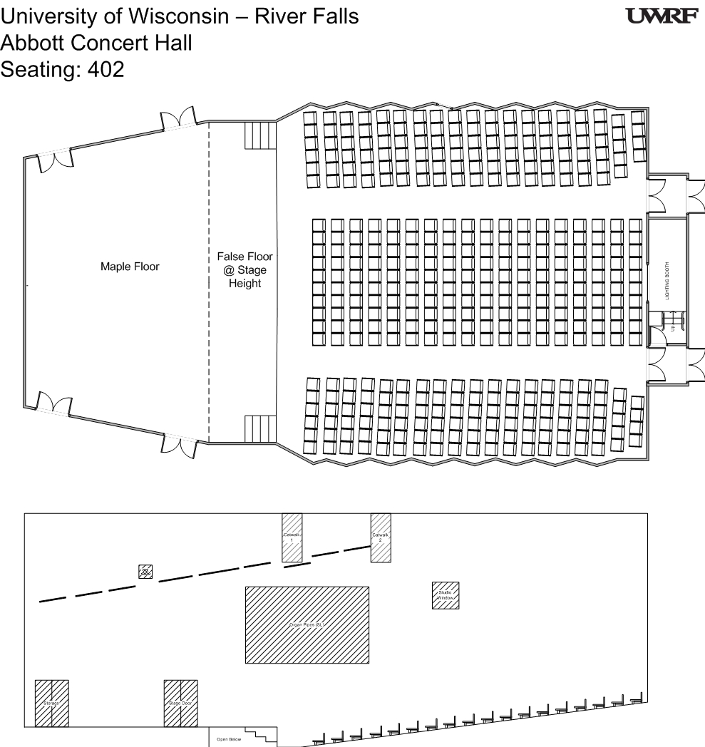 Abbott Concert Hall