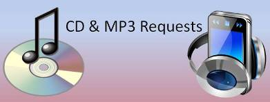 CD MP3 Requests
