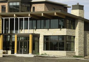 Ann Lydecker Living Learning Center   University of Wisconsin River