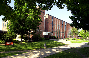 Ag Science Building