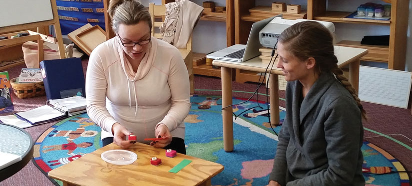 Montessori Teacher Education