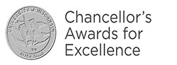 Chancellor's Awards Seal embossed small