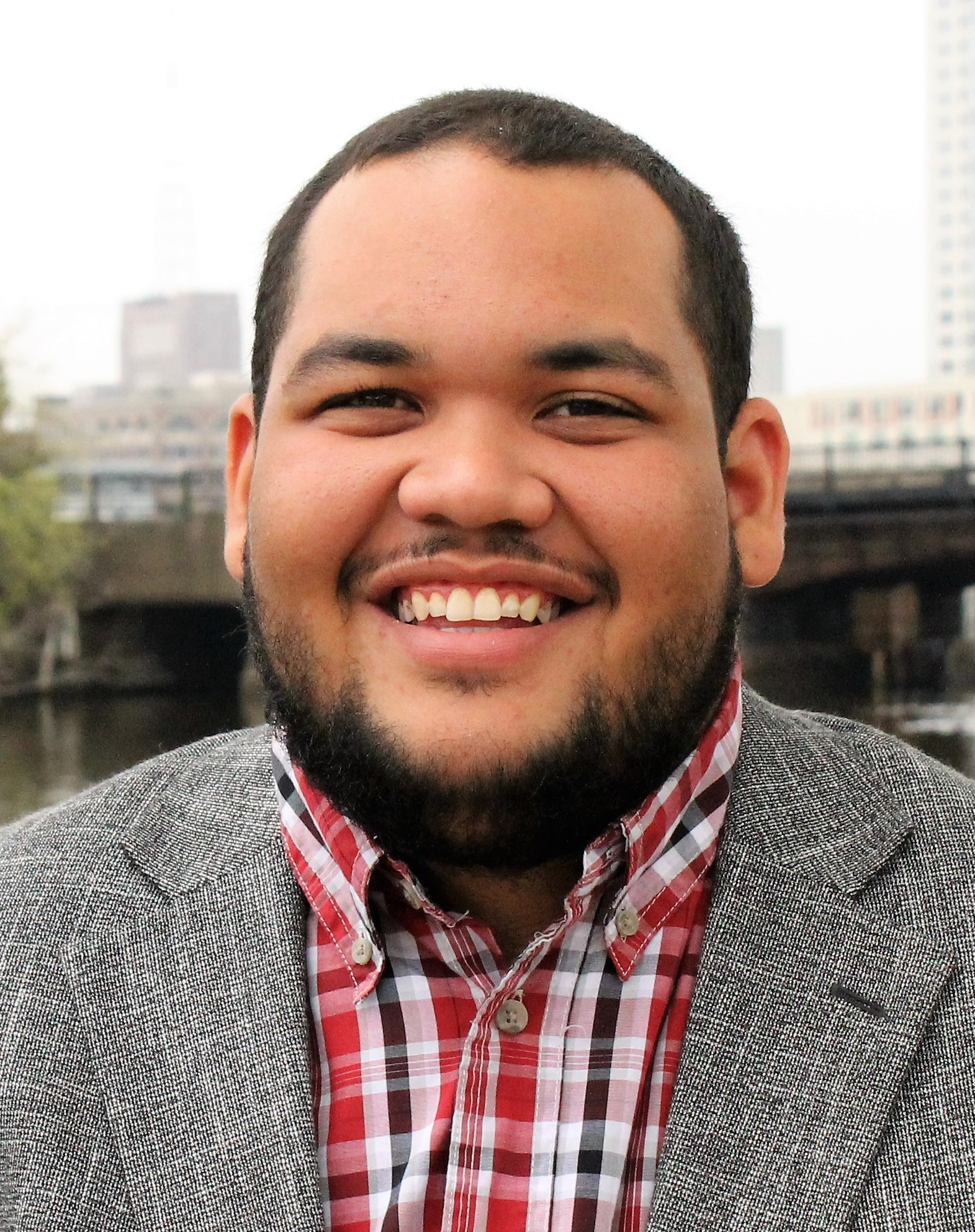 David Toles, Admissions Counselor and Multicultural Outreach