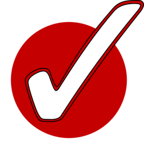 red checkbox 2