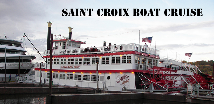 St Croix Boat Cruise