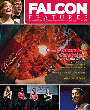 Falcon Features Fall 2012