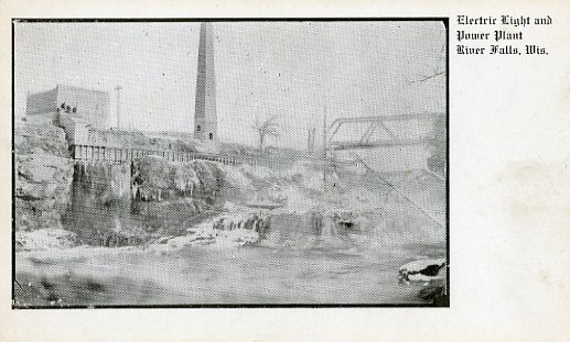 Electric Power Plant in River Falls, n.d.
