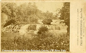 Junction Falls, ca. 1865-66