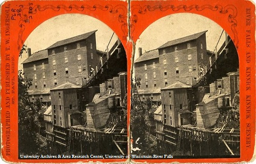Ingersoll stereo of Junction Mill