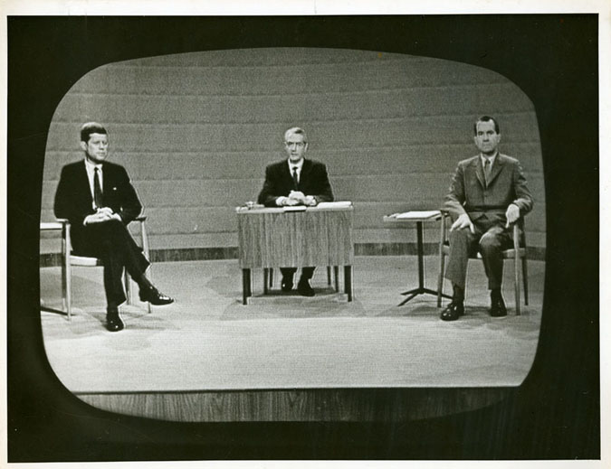 Kennedy-Nixon Debate, Sept. 26, 1960
