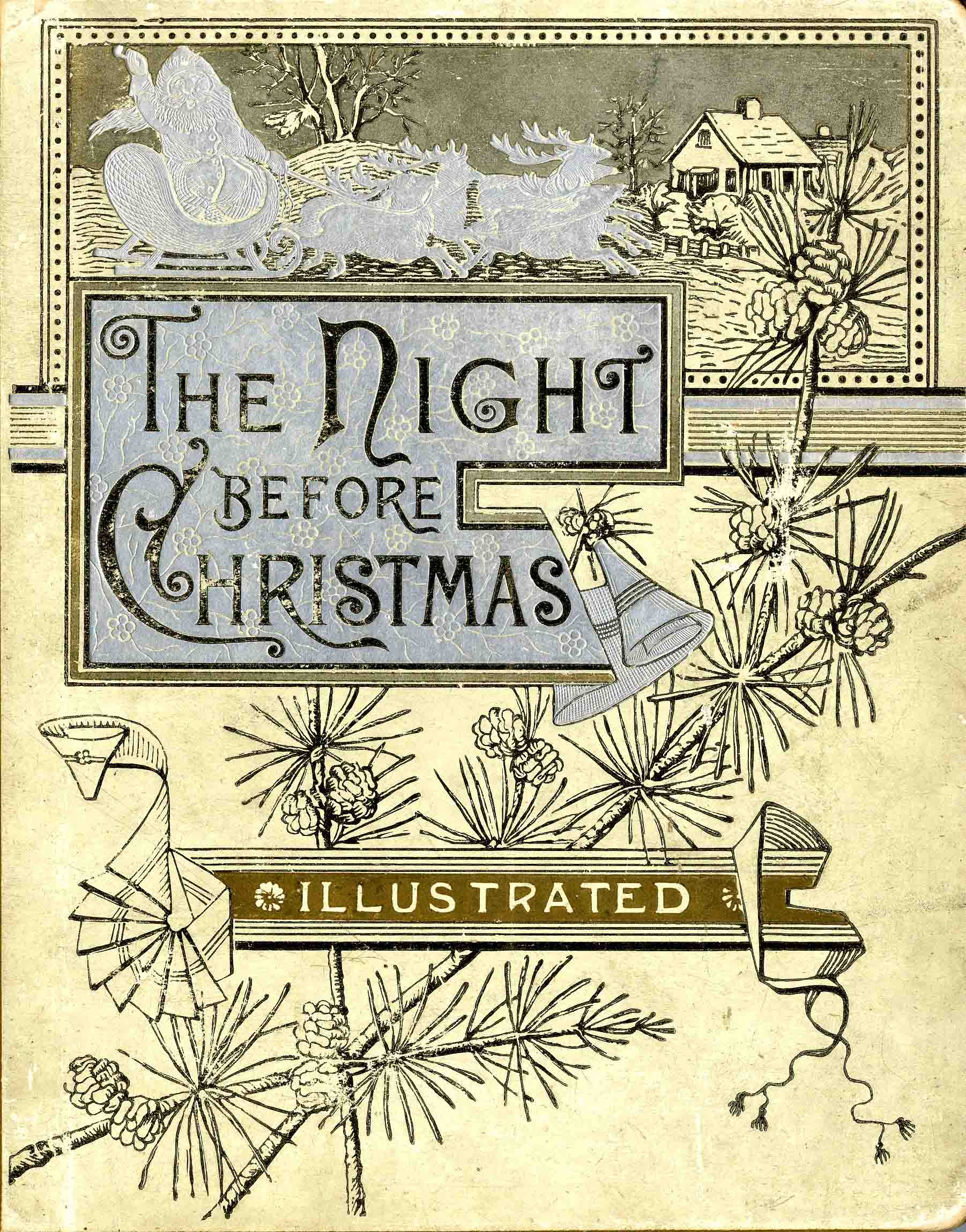Night Before Christmas, 1883