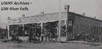 Lunds store in River Falls, 1890