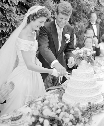 Kennedy wedding, September 12, 1953