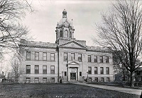 Old Pierce County Courthouse in Ellsworth