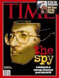 Aldrich Ames Time Magazine cover