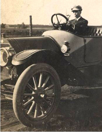 Automobile, Jacobs Photograph Collection