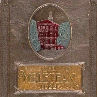 Meletean cover from 1922