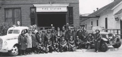 River Falls Fire Station