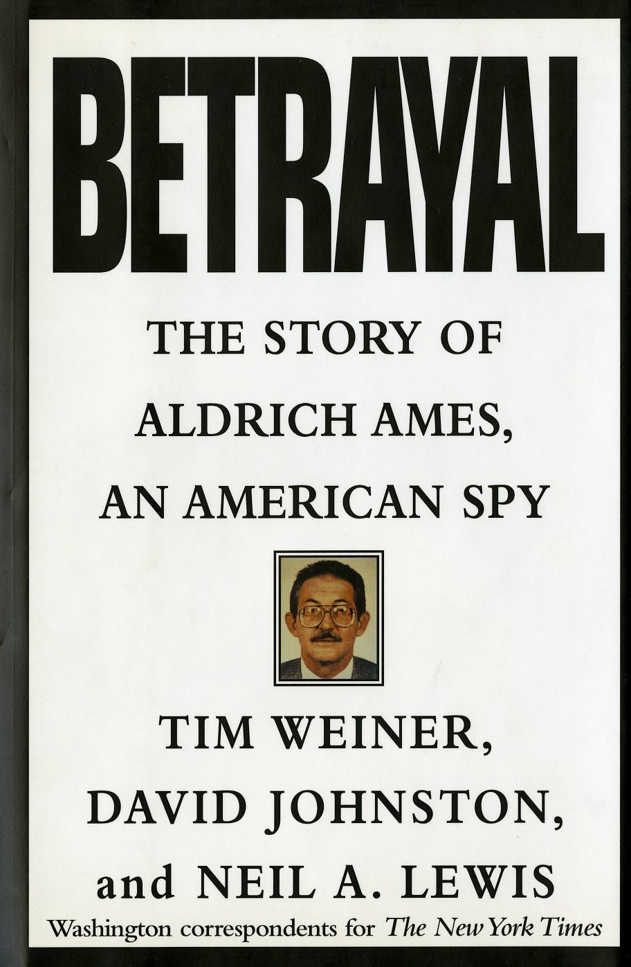 Betrayal by Wiener, Johnston & Lewis