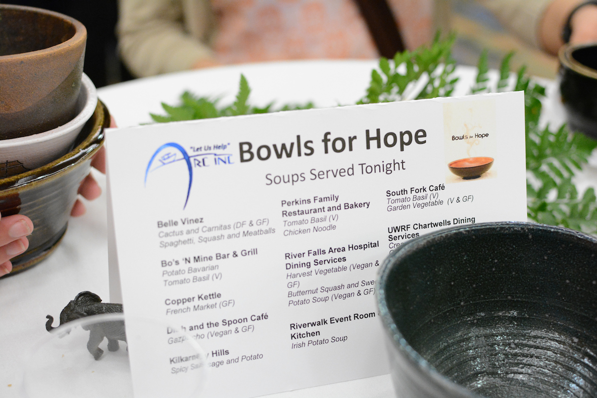 Bowls for hope 2016