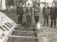 Ag students 1915