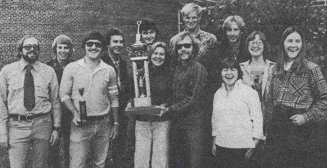 Soils Judging Team, 1978