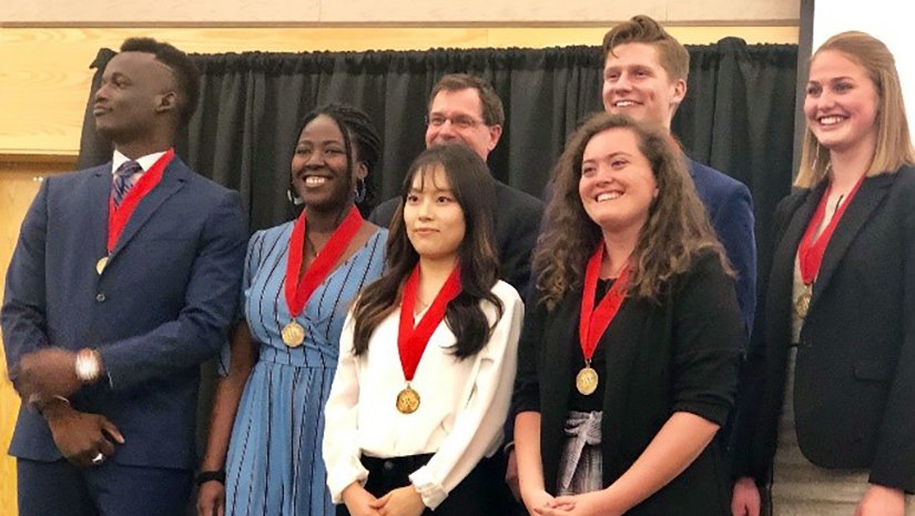 2019 CAS Chancellor Awardees