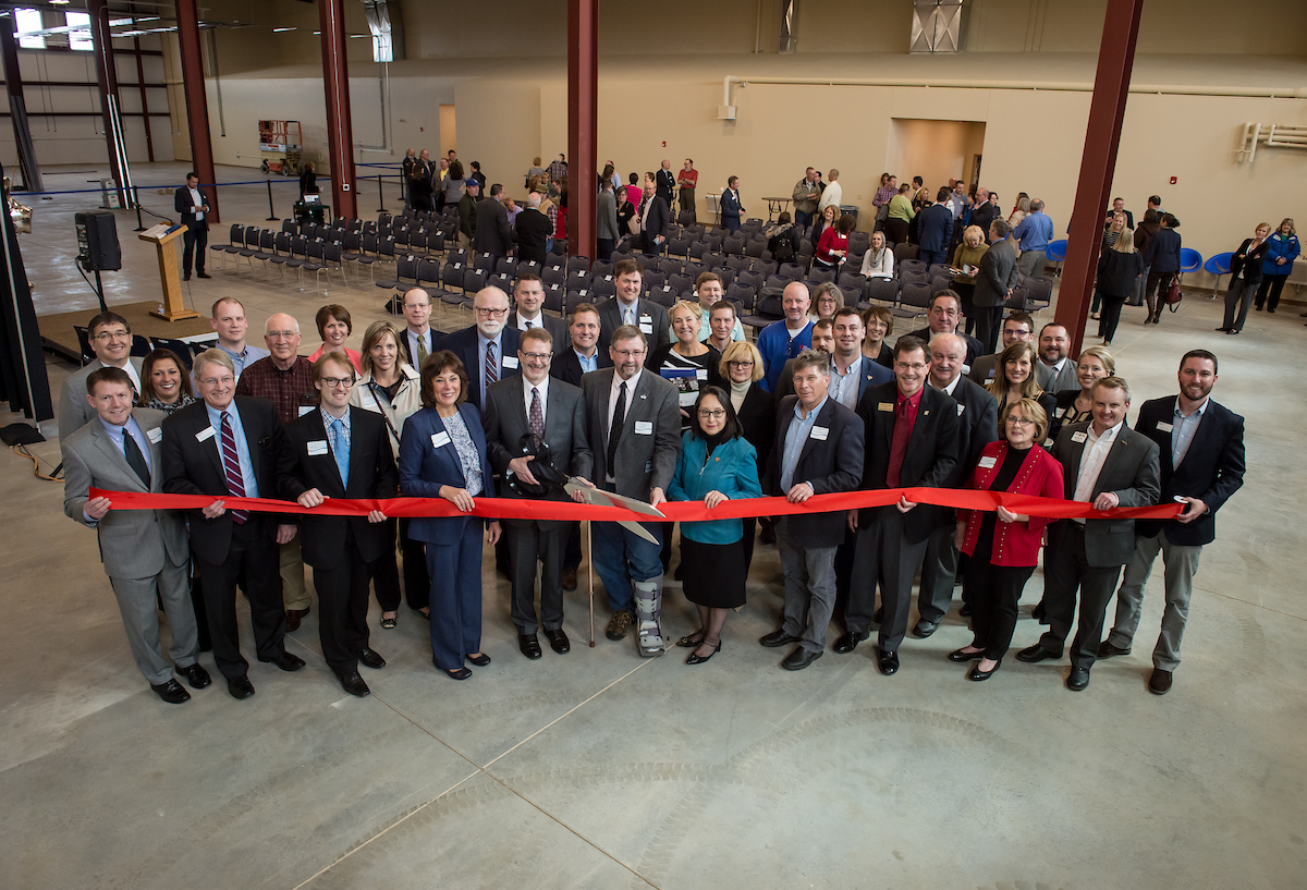 St. Croix Valley Business Innovation Center Ribbon Cutting