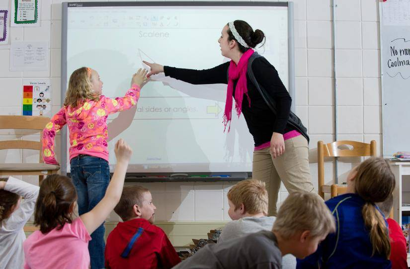 Student Teachers in Baldwin schools