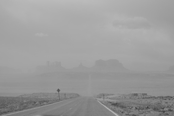 Monument Valley by Alex Sullivan 2011