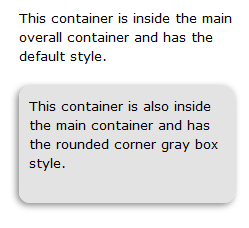 Container: Gray Style3