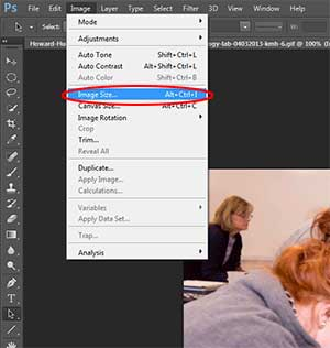 How To Resize and Compress Images In Photoshop | University