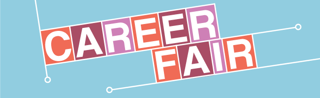 Spring Career Fair Banner