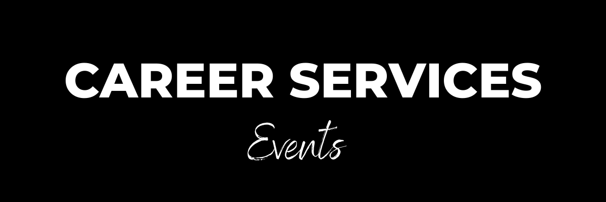 Career Services Events