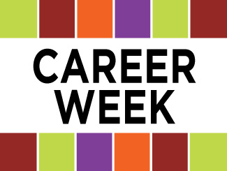 Career Week Button