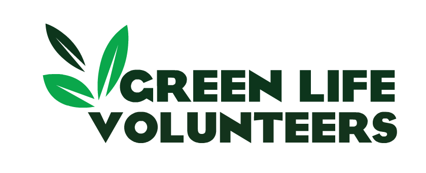 Green Life Volunteer Intern Logo