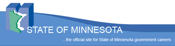 State of MN jobs Logo