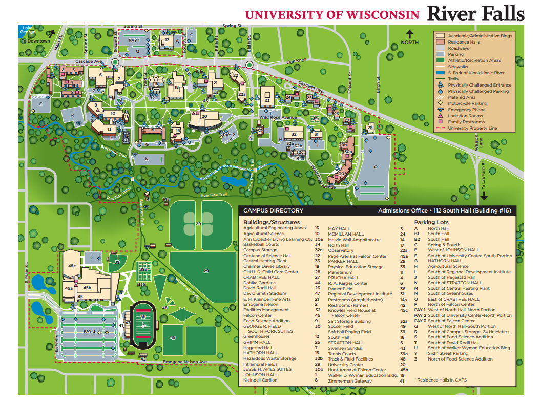 Employers | University of Wisconsin River Falls