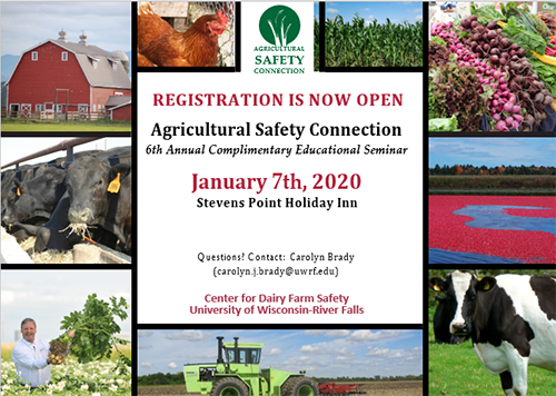 Register for Ag Safety Connection