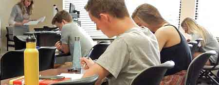 ACT Test Prep Classes at UW-River Falls