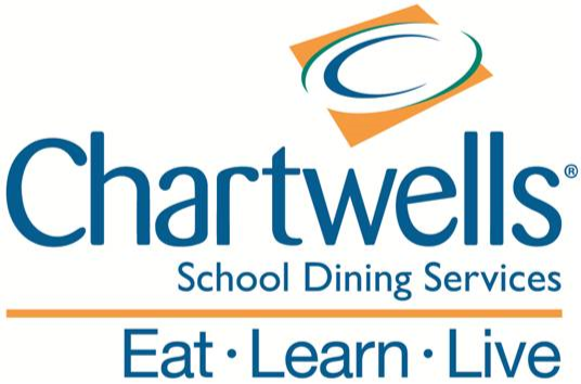 Chartwells Eat Learn Live Logo