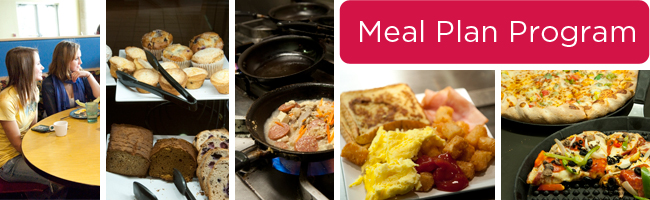 Meal Plan Program Branding Image
