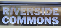 Riverside Commons Sign