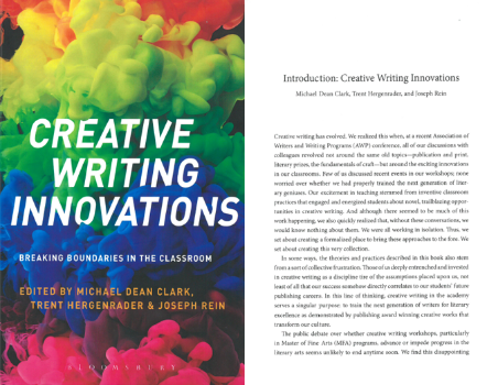 Creative Writing Inovations by Clark, Hergenrader & Rein
