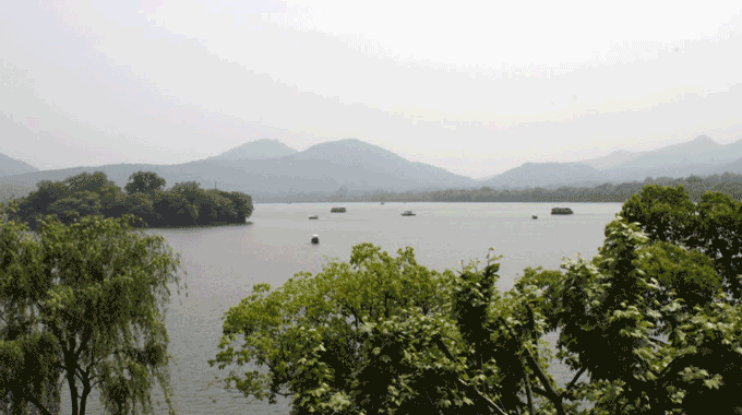 West Lake is a beautiful oasis in the center of Hangzhou, and just minutes from where you will be living.